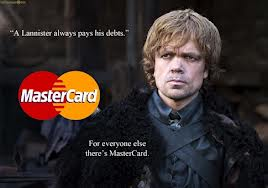 GOT Mastercard